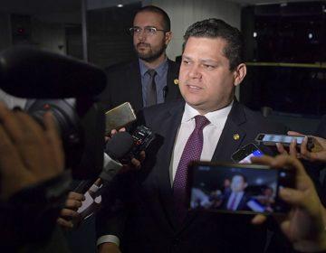 Davi Alcolumbre diz que há harmonia sobre prazos para votação da Previdência no Senado