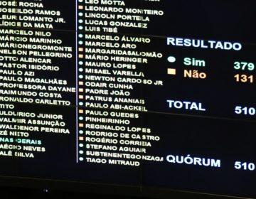 PDT suspende deputados que votaram a favor da reforma da Previdência