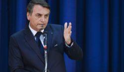 """Bolsonaro diz que governo é """"time com critério técnico"""""""