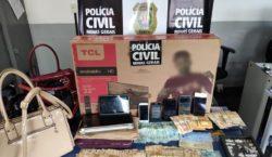 Polícia Civil investiga apropriação indébita e possíveis fraudes no comércio…