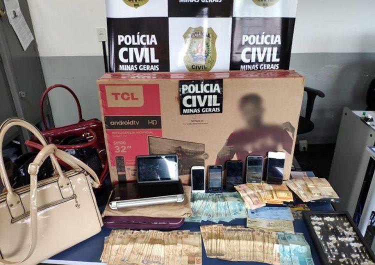 Polícia Civil investiga apropriação indébita e possíveis fraudes no comércio de Muriaé