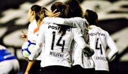 Corinthians vence São José, avança à semifinal e bate recorde…