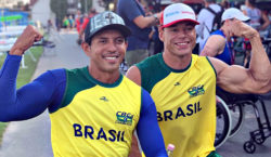 Luís Cardoso é ouro e Caio Ribeiro prata no Mundial…