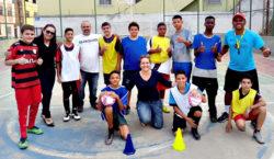 Núcleo do programa JF Esporte e Cidadania recebe equipamentos para…