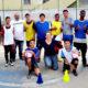 Núcleo do programa JF Esporte e Cidadania recebe equipamentos para prática esportiva