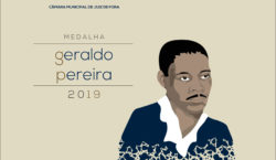 Medalha Geraldo Pereira será entregue nesta quinta-feira