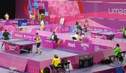 Encontro de gerações marca caminhada brasileira no tênis de mesa
