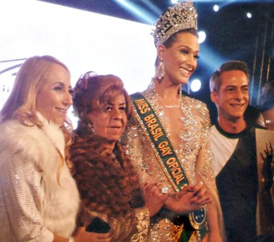 Miss Brasil Gay