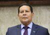 Amazônia brasileira está segura, diz Mourão