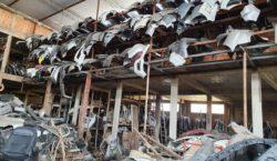 """Operação """"Mosaico"""" da Polícia Civil combate comércio clandestino de peças…"""