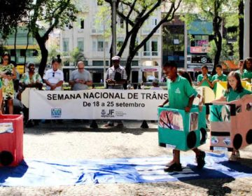 Semana Nacional do Trânsito tem início em Juiz de Fora