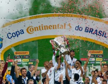 Athletico-PR bate o Inter e conquista título inédito da Copa do Brasil