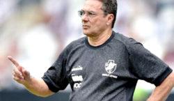 Luxemburgo pode dar chance a Ribamar contra a Chapecoense