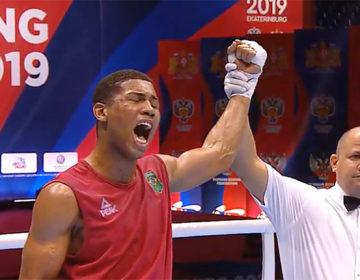 Hebert Conceição vence mais uma e garante medalha no Mundial