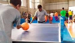 Polybat promove interação entre Semana Paralímpica e Jogos Intercolegiais