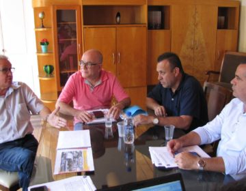 Vereadores formulam documento com propostas de obras para contrapartida da MRS