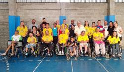 """Bocha abre disputas da """"Semana Paralímpica"""""""