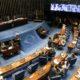 Uso de dinheiro público em campanhas gera discussão no Senado