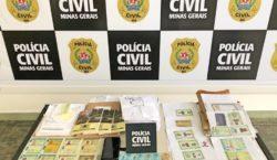 """Homem é preso durante operação """"Contramão"""" da Polícia Civil em…"""