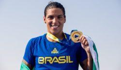 Brasil conquista segundo ouro nos Jogos Mundiais de Praia