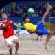 Brasil tem dia dourado nos Jogos Mundiais de Praia