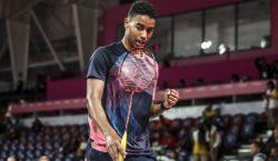 Ygor Coelho vence indiano na estreia em Dubai