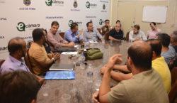 Comissão de Abastecimento define com feirantes prazos para eleição de…