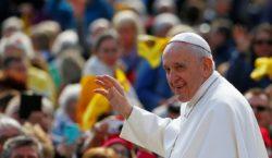 Papa pede respeito a indígenas em abertura de Sínodo da…