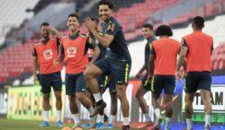 Brasil faz último amistoso do ano contra Coréia do Sul