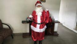 """""""Mamãe Noel"""" faz campanha para doação de brinquedos"""