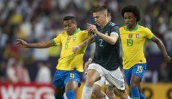 Seleção Brasileira é superada pela Argentina em jogo preparatório
