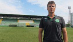 José Lummertz será o responsável pela preparação física do Leão