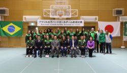 Time Brasil movimenta o Japão em novembro