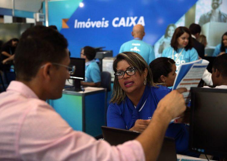 Caixa anuncia nova redução de juros para crédito imobiliário e pessoal
