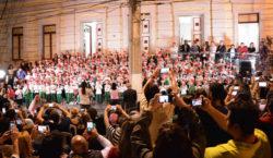 Coral dos Meninos Cantores da Academia abre as festividades de…