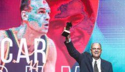 Homenagem a Oscar Schmidt emociona plateia do Prêmio Brasil Olímpico…