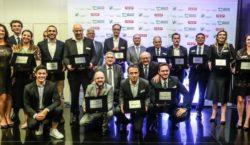 Paulo Wanderley participa do Prêmio Empresário Amigo do Esporte, que…