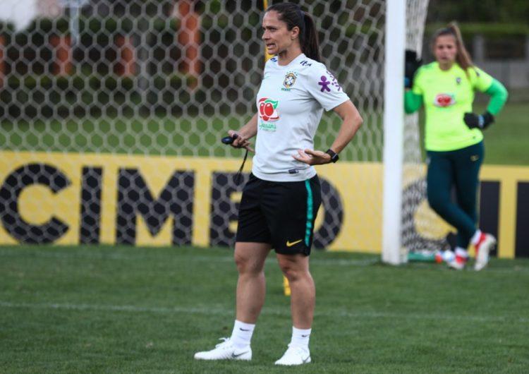 Simone Jatobá convoca Seleção Feminina Sub-17 para período de treinos