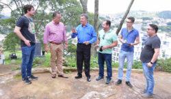 Fiscaliza JF realiza visita ao Cemitério Municipal