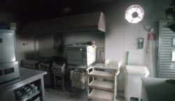 Supermercado tem princípio de incêndio em Juiz de Fora