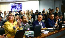 No Senado, CCJ aprova pacote anticrime e prisão em segunda…