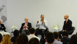Governador participa da abertura do XII Seminário Internacional da Rede…