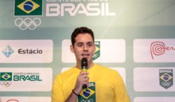 Thiago Pereira se candidata a vaga na Comissão de Atletas…