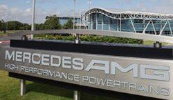 Fábrica da Mercedes na Inglaterra inicia produção de respiradores