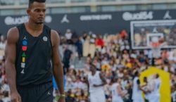 Primeiro atleta profissional de basquete 3×3 no país, Leandro Discreto…