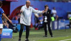 Morre aos 63 anos o ex-técnico Vadão, comandante da seleção…