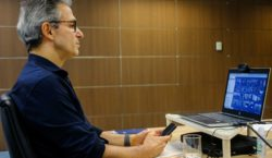 Romeu Zema participa de reunião virtual com presidente Jair Bolsonaro…