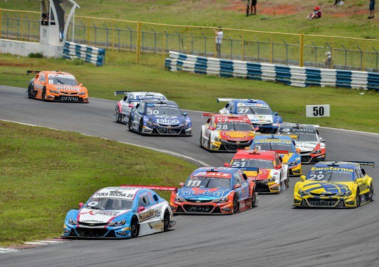 Nova temporada da Stock Car começa no dia 26 de julho em Goiânia