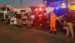 Minas Gerais e São Paulo deflagram operação Divisas Integradas I