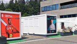 Como forma de evitar propagação do Coronavírus, equipes da F1…